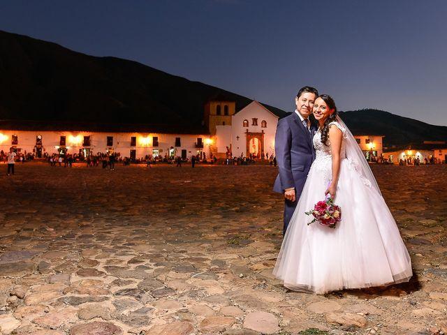El matrimonio de Jorge y Dayanna en Villa de Leyva, Boyacá 16