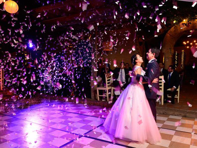 El matrimonio de Jorge y Dayanna en Villa de Leyva, Boyacá 20