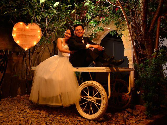El matrimonio de Jorge y Dayanna en Villa de Leyva, Boyacá 23