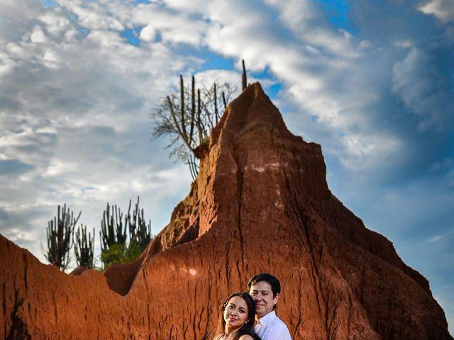 El matrimonio de Jorge y Dayanna en Villa de Leyva, Boyacá 31