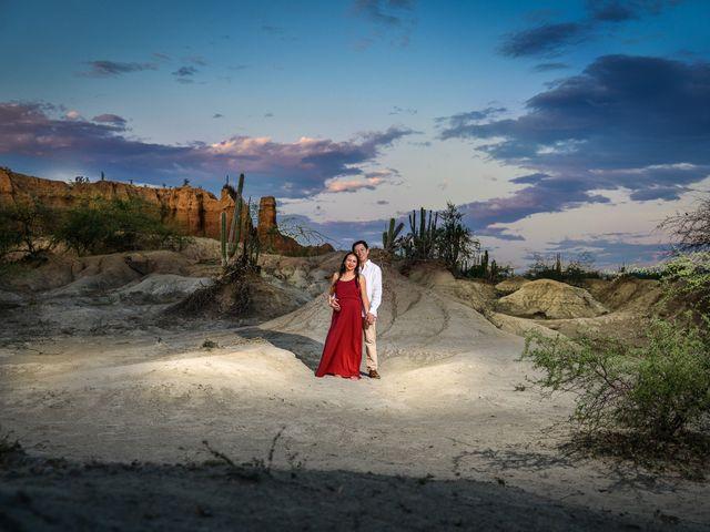 El matrimonio de Jorge y Dayanna en Villa de Leyva, Boyacá 34