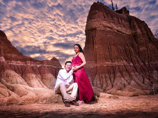 El matrimonio de Jorge y Dayanna en Villa de Leyva, Boyacá 39