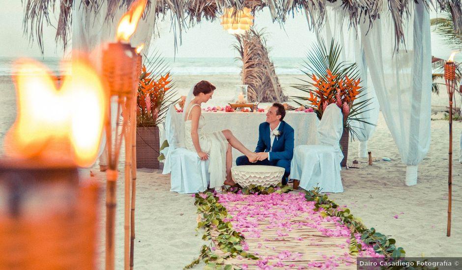 El matrimonio de Nate y Shannon en Santa Marta, Magdalena
