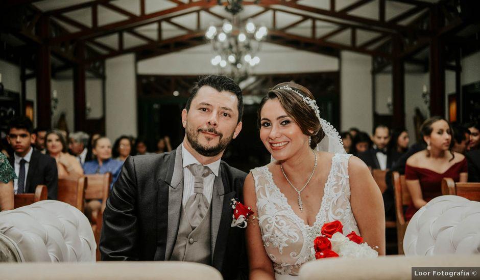 El matrimonio de César y Carolina en Armenia, Quindío