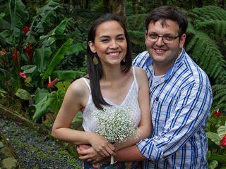 El matrimonio de Fernanda y Sebastián