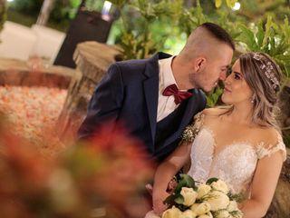 El matrimonio de Yuliana y Octavio