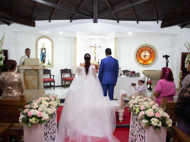 El matrimonio de Jean Carlos  y Nayeth en Piedecuesta, Santander 4