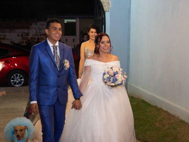 El matrimonio de Jean Carlos  y Nayeth en Piedecuesta, Santander 6