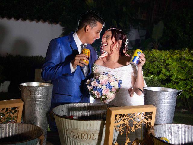 El matrimonio de Jean Carlos  y Nayeth en Piedecuesta, Santander 8