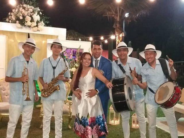 El matrimonio de Jean Carlos  y Nayeth en Piedecuesta, Santander 11