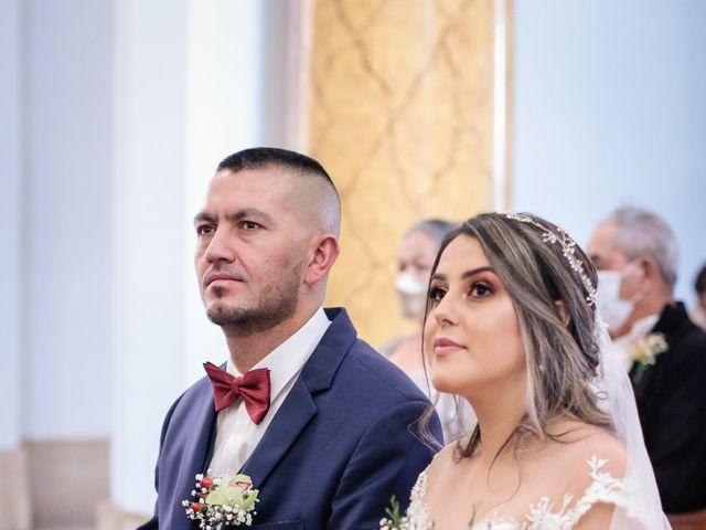 El matrimonio de Octavio y Yuliana en Bogotá, Bogotá DC 9