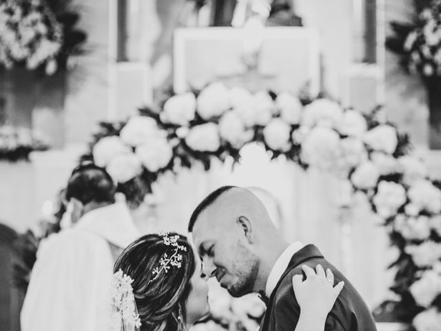 El matrimonio de Octavio y Yuliana en Bogotá, Bogotá DC 14