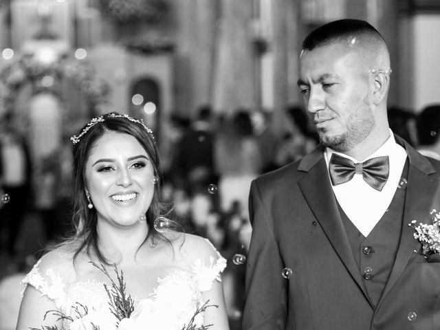 El matrimonio de Octavio y Yuliana en Bogotá, Bogotá DC 15