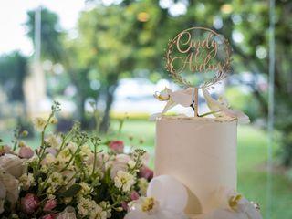 El matrimonio de Andrés y Cindy 2