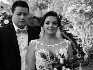 El matrimonio de Jhoana  y Miguel