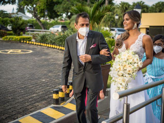 El matrimonio de Cindy y Andrés en Cali, Valle del Cauca 5