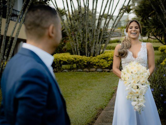 El matrimonio de Cindy y Andrés en Cali, Valle del Cauca 7