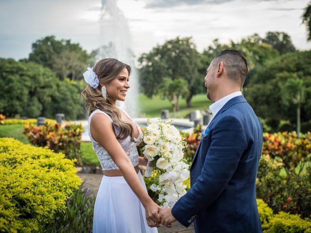 El matrimonio de Cindy y Andrés en Cali, Valle del Cauca 9
