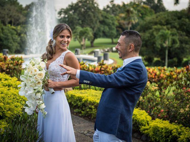El matrimonio de Cindy y Andrés en Cali, Valle del Cauca 10
