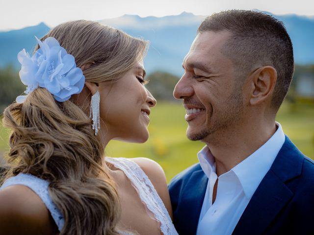 El matrimonio de Cindy y Andrés en Cali, Valle del Cauca 11