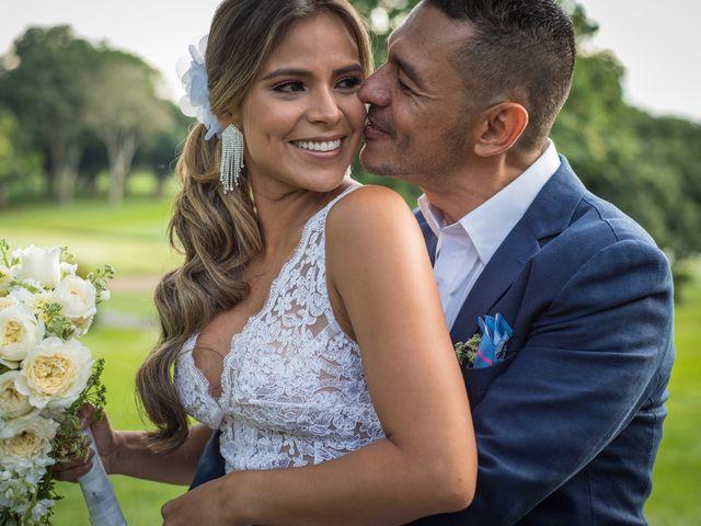 El matrimonio de Cindy y Andrés en Cali, Valle del Cauca 15