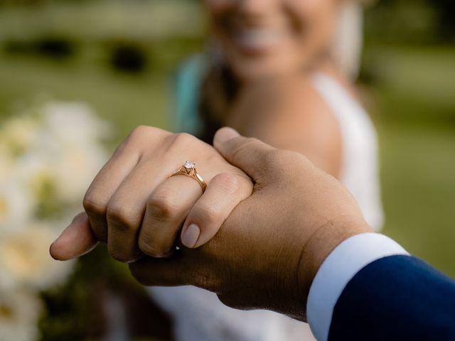 El matrimonio de Cindy y Andrés en Cali, Valle del Cauca 16