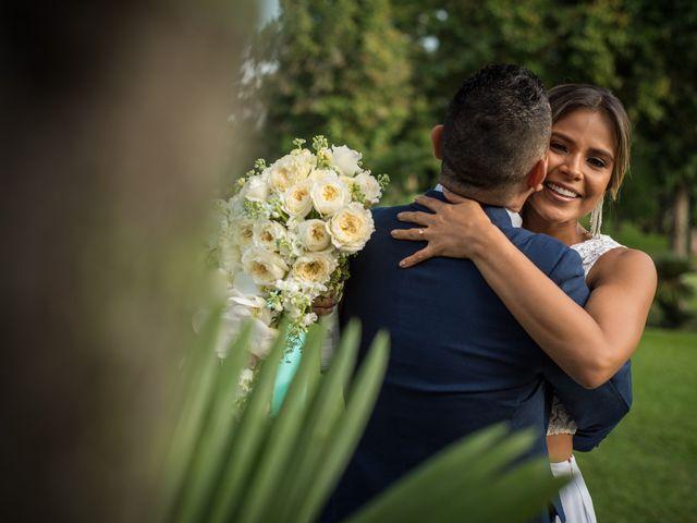 El matrimonio de Cindy y Andrés en Cali, Valle del Cauca 17