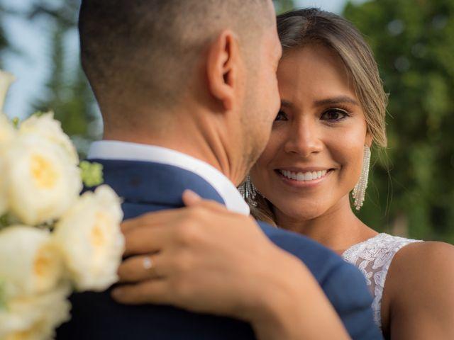 El matrimonio de Cindy y Andrés en Cali, Valle del Cauca 19