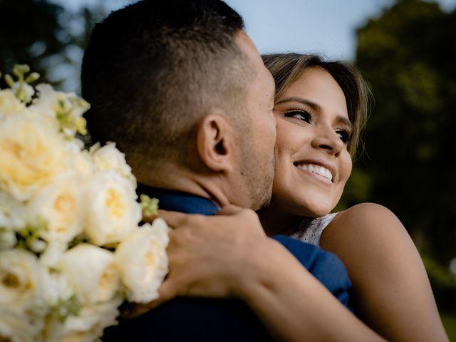 El matrimonio de Cindy y Andrés en Cali, Valle del Cauca 20