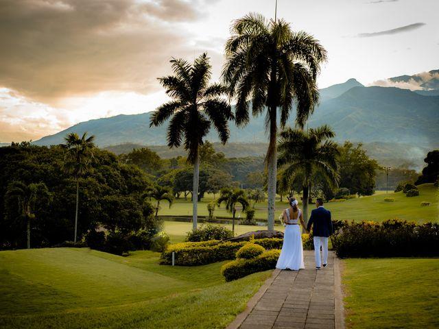 El matrimonio de Cindy y Andrés en Cali, Valle del Cauca 22