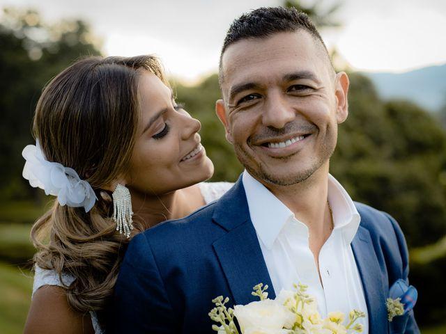 El matrimonio de Cindy y Andrés en Cali, Valle del Cauca 23