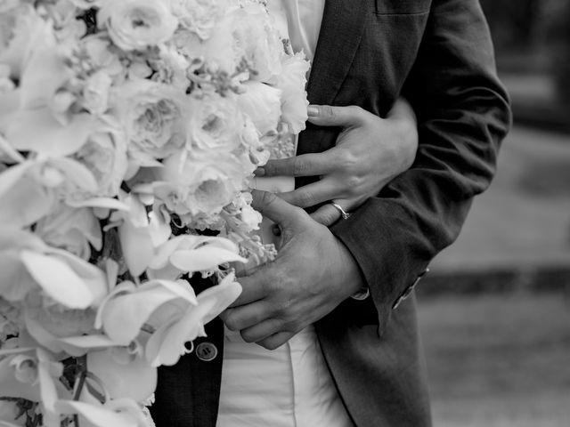 El matrimonio de Cindy y Andrés en Cali, Valle del Cauca 24