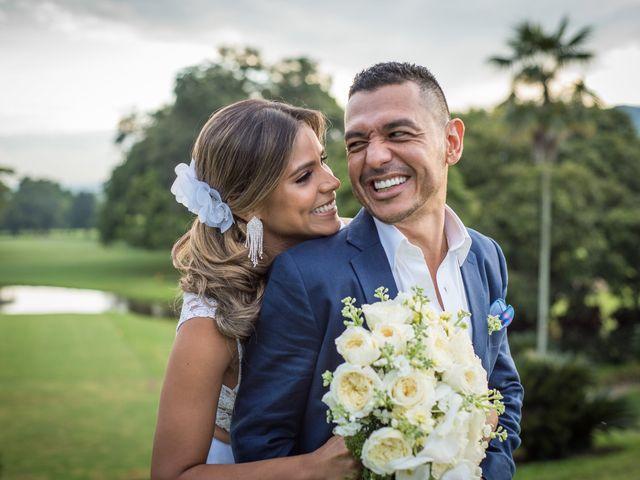 El matrimonio de Cindy y Andrés en Cali, Valle del Cauca 25