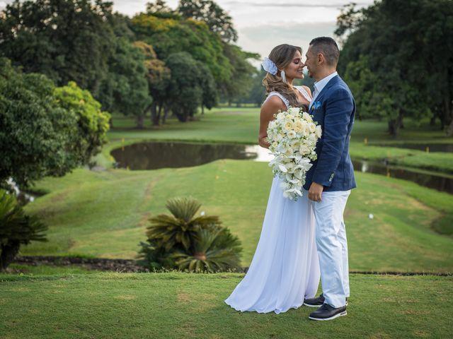 El matrimonio de Cindy y Andrés en Cali, Valle del Cauca 27