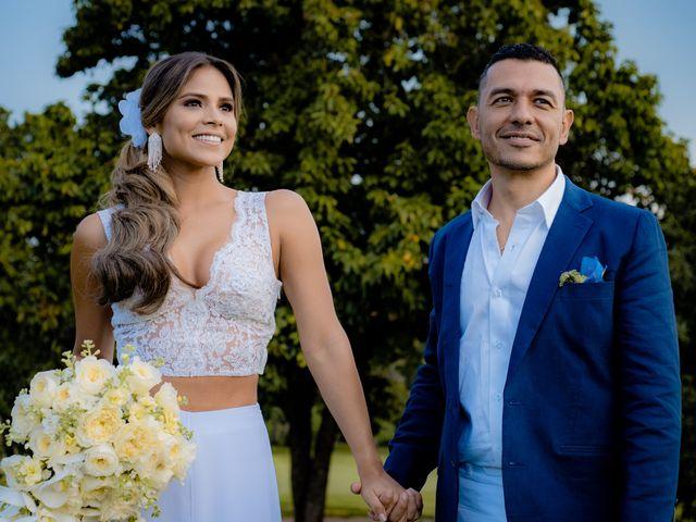 El matrimonio de Cindy y Andrés en Cali, Valle del Cauca 28