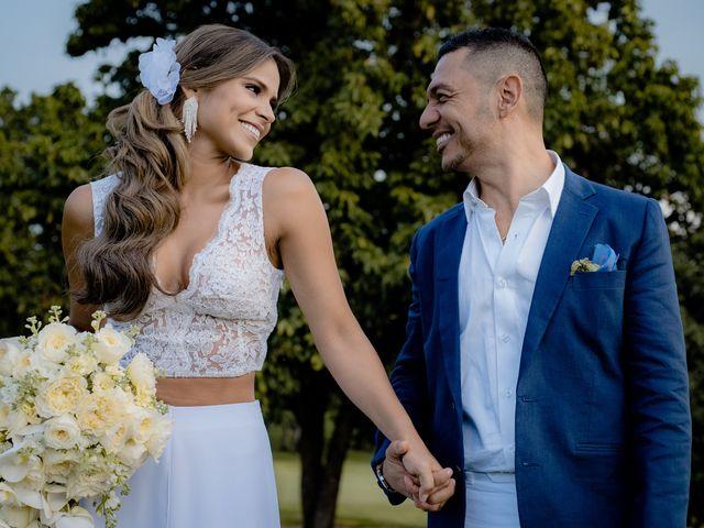 El matrimonio de Cindy y Andrés en Cali, Valle del Cauca 29