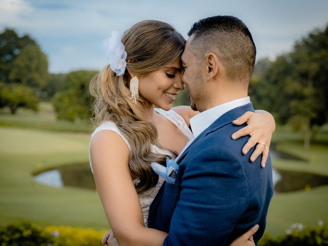 El matrimonio de Cindy y Andrés en Cali, Valle del Cauca 34