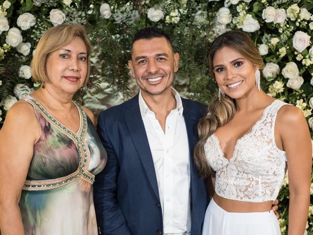 El matrimonio de Cindy y Andrés en Cali, Valle del Cauca 38