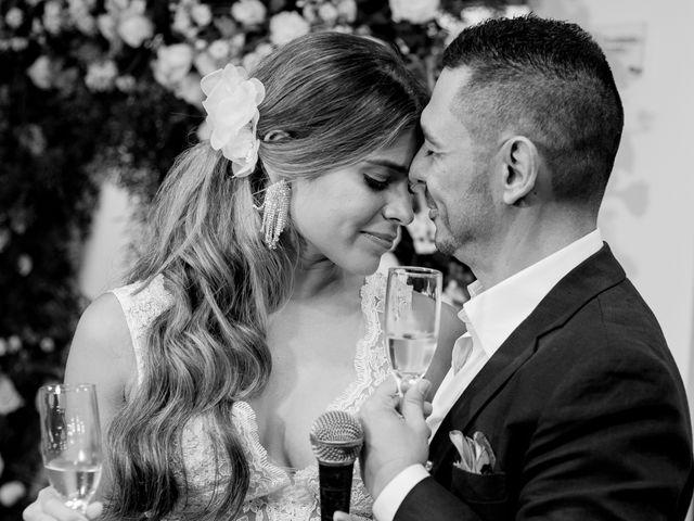 El matrimonio de Cindy y Andrés en Cali, Valle del Cauca 44