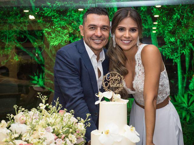 El matrimonio de Cindy y Andrés en Cali, Valle del Cauca 48