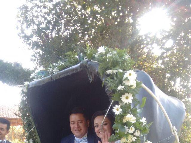 El matrimonio de Miguel y Jhoana  en Sopó, Cundinamarca 6