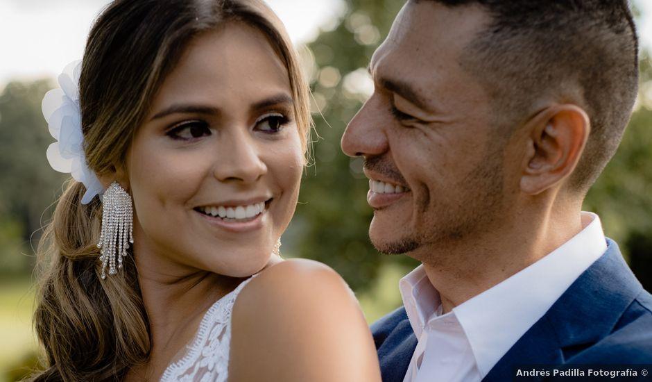 El matrimonio de Cindy y Andrés en Cali, Valle del Cauca