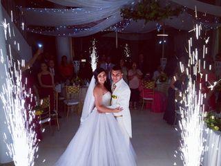 El matrimonio de Katheryn y Julian 1