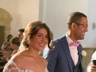 El matrimonio de Daniela y Nelson 1
