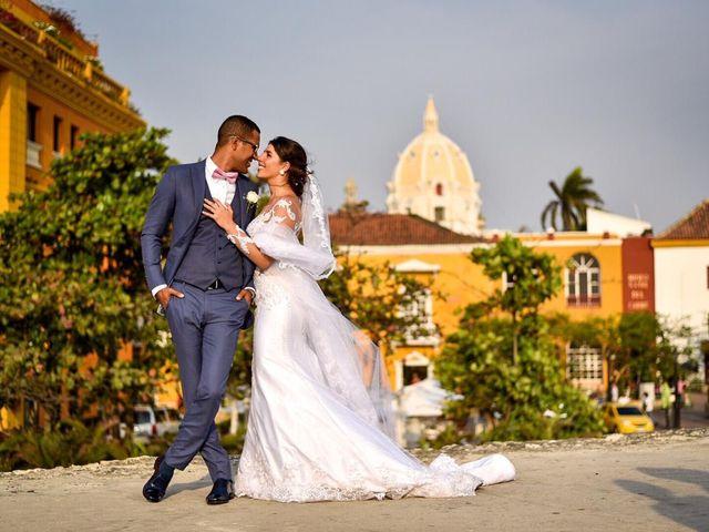 El matrimonio de Daniela y Nelson