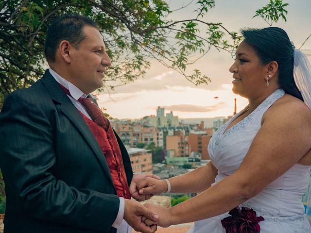 El matrimonio de Maritza y Federico