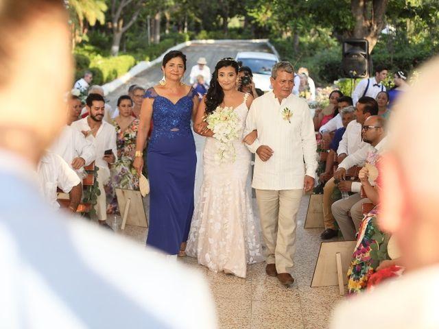 El matrimonio de Christian  y Lorena  en Santa Marta, Magdalena 10