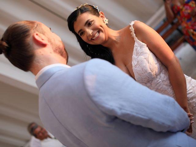 El matrimonio de Christian  y Lorena  en Santa Marta, Magdalena 12