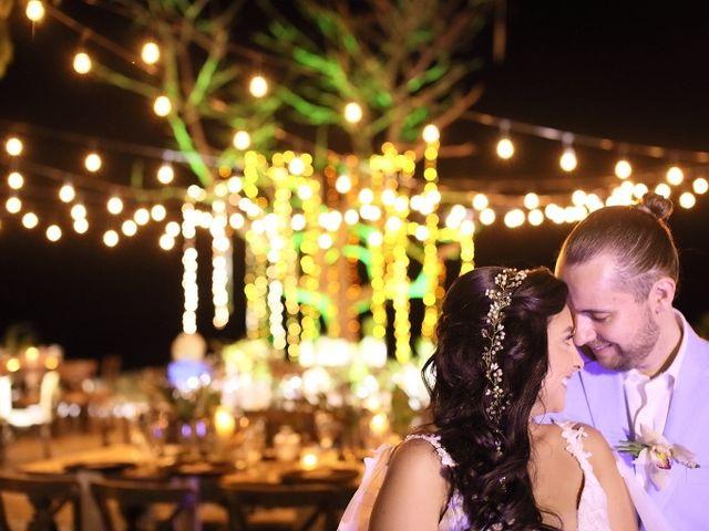 El matrimonio de Christian  y Lorena  en Santa Marta, Magdalena 1
