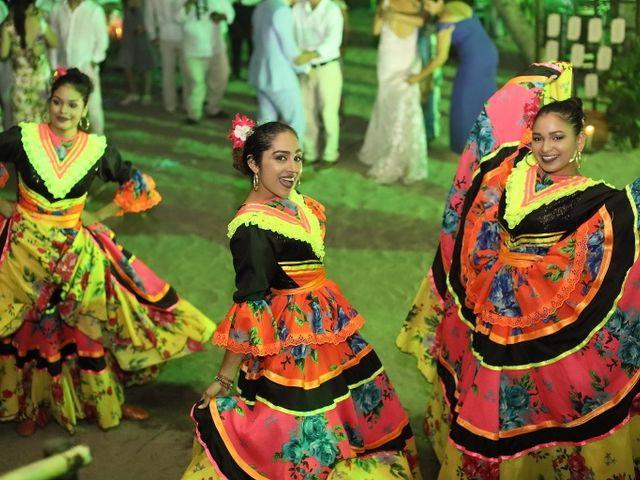 El matrimonio de Christian  y Lorena  en Santa Marta, Magdalena 16